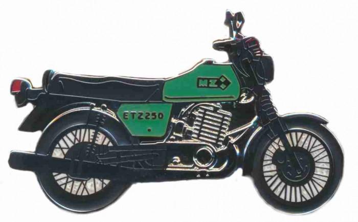 Pincollection Pins Und Souvenirartikel Motorräder Mz